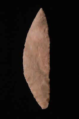 DANISH BI-POINTED CRESCENT KNIFE BLADE, SICKLE, TOOL, Shetland Islands UK