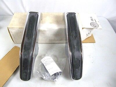1983-1988 Ford Ranger And Bronco Ii Front Bumper Guard Kit 653-F76 Gem