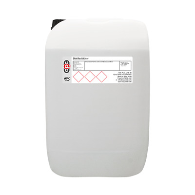 Distilled Water 25 Litres (25L)