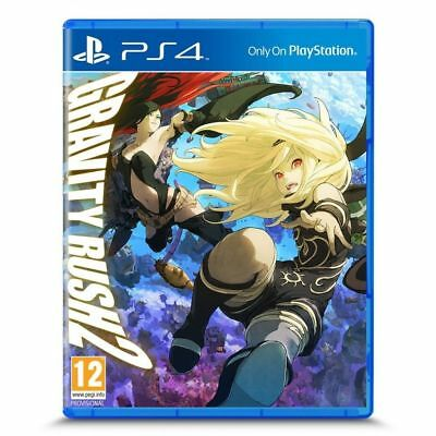 Gravity Rush 2 PS4 PlayStation 4 Game PAL Version New & Sealed Aussie Seller