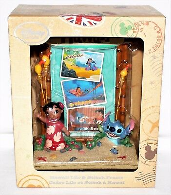 Hawaii Exclusive Lilo Stitch Photo Frame 4x6 Picture Disney Store