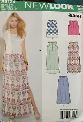 8388cdd2b40 NEW LOOK SEWING Pattern 6468 New Look Pattern 6468 Misses Jumpsuit ...
