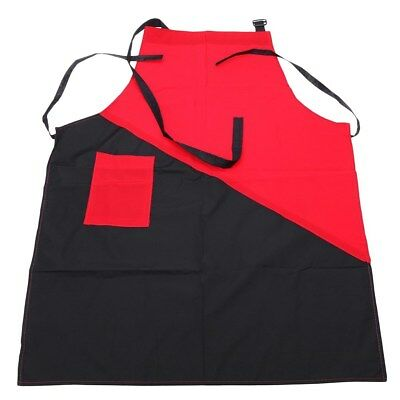 Double Color Hair Salon Washable Brightly Colored Hairdressing Apron for Kitchen