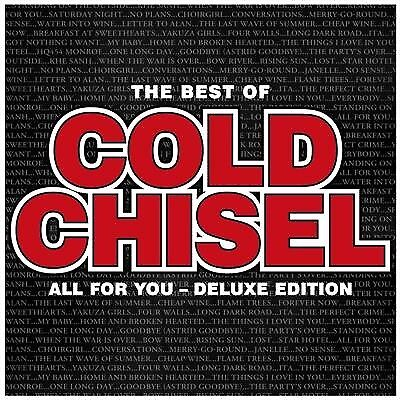 Cold Chisel - The Best Of Cold Chisel ALL FOR YOU-DELUXE EDITION