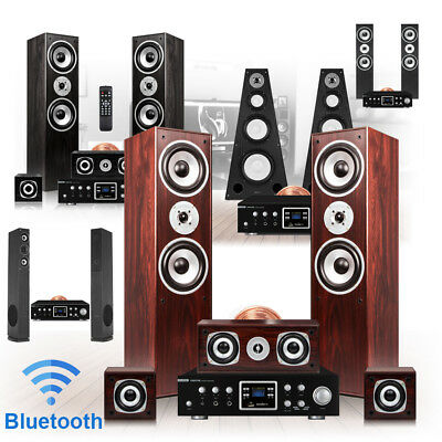 CHOICE Wireless Home Cinema System Surround Sound Speakers and Amplifier Hifi