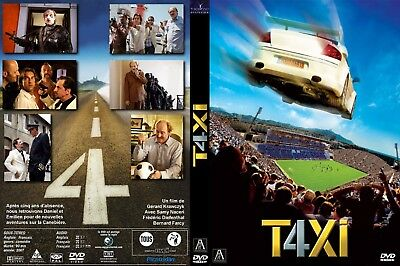 TAXI 4 - DVD - Occasion