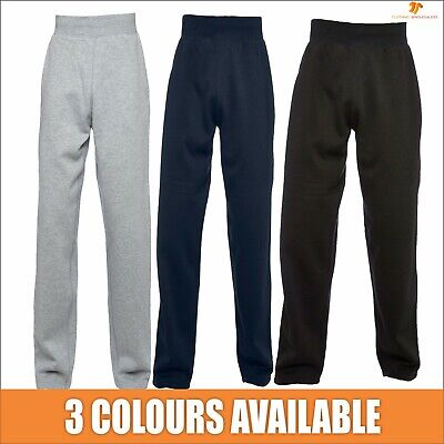 New Kids Jog Bottoms Boys Girls Jogging Sports Casual Outdoor Sweat Pants Jogger