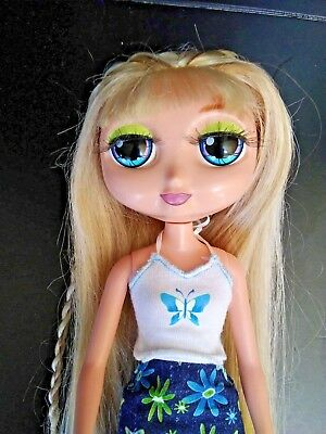 Mattel DIVA STARZ ALEXA Talking Fashion Glow in the Dark Doll 11.5""