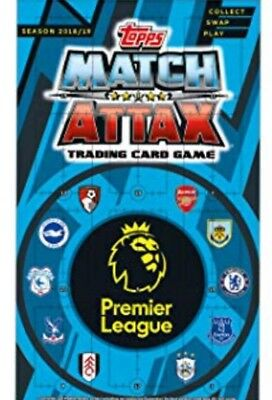 Match Attax Advent Calendar Calender  2018 2019 EPL FREE DELIVERY. UK SUPPLIER.