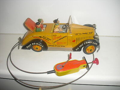 Blechspielzeug Spielzeug Arnold  tin lizzy ford T // tin toy car
