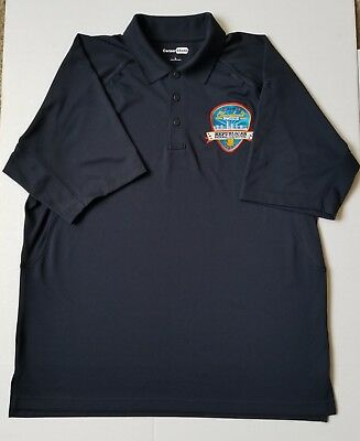 RARE 2016 Cleveland Police Republican National  Convention Tactical Polo Trump