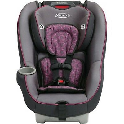 Baby Convertible Car Seat Safety Travel Booster 2in1 Kids Chair Harness Toddler