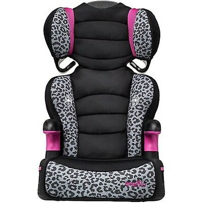 Baby Convertible Safety Car Seat 2in1 Toddler Chair Kids Highback Travel Booster