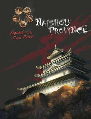 Legend of the Five Rings L5R RPG AEG 4th Edition 4E Naishou Province - OOP NEW