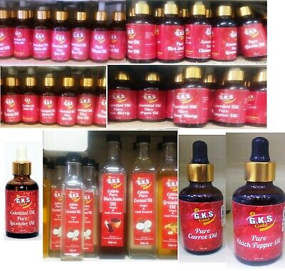 Premium Essential Oil | Pure Oil | Edible Oil By GKS GOLD in Best Quality- 50 ML