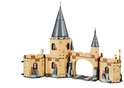 LEGO:Harry Potter Hogwarts Castle from Whomping Willow 75953. New & Unbuilt.