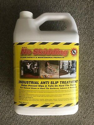 No Skidding Industrial Anti Slip Treatment