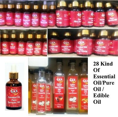 Premium Essential Oil | Pure Oil | Edible Oil By GKS GOLD in Best Quality