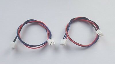 X2 JST-XH 2S 22cm 7.2V Lipo Balance Wire Extension Charge Cable Lead for RC UK