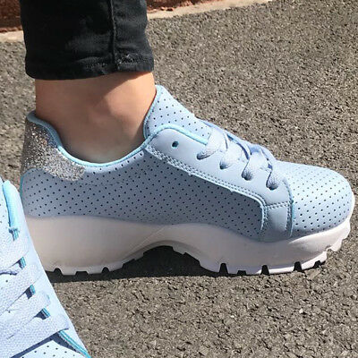 Womens Trainers Shoes Daps Comfort Walking Sports Gym Running