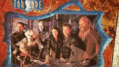 New Complete The Official Farscape Fan Club Kit #1 Creation Entertainment
