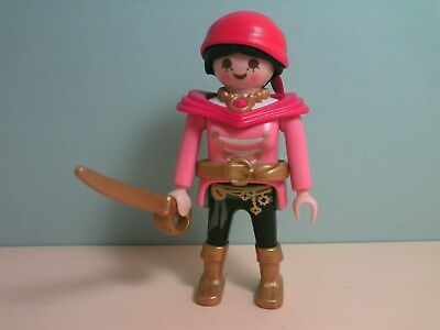 Playmobil - Piraten - Custom - Piratenbraut / Piratin