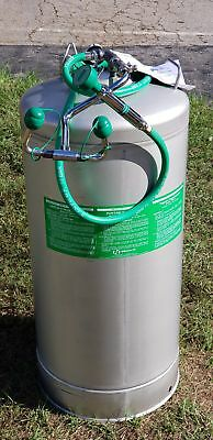 Haws 7601.37 Portable 13 Gallon Eye Wash Station