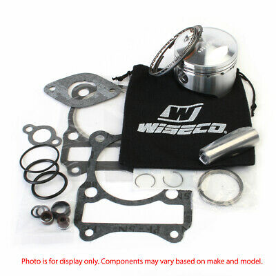 Wiseco PK1441 69.50 mm 10.5:1 Compression ATV Piston Kit with Top-End Gasket Kit