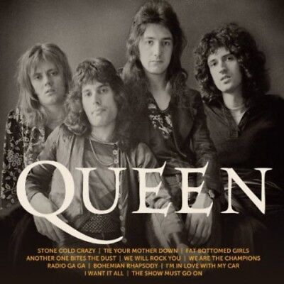 Queen - Icon (CD Used Very Good)