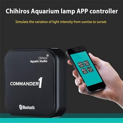 Chihiros Aquarium Fish Tank LED Light Bluetooth Dimmer Controller Modulator