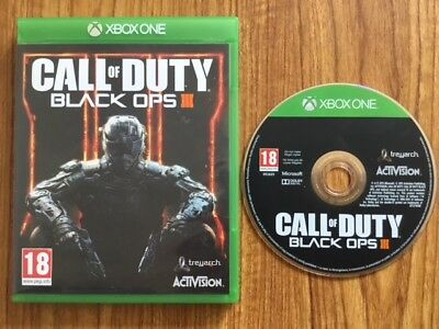 Call Of Duty Black Ops 3 (Xbox One) FAST POST