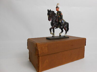 LINEOL soldier 1:25 Mussolini on horseback