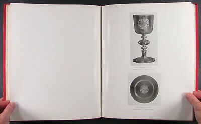 English Antique Gold Hollow Ware and Gold Ceremonial Plate -Nice 1907 Book