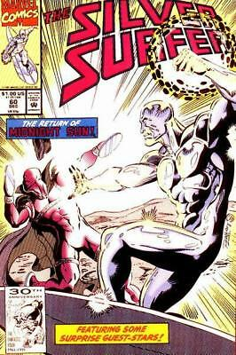 Silver Surfer #60 (Vol 3)