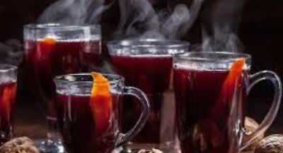 Mulled Wine Spice Mix and easy recipe