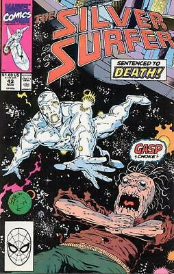 Silver Surfer #43 (Vol 3)