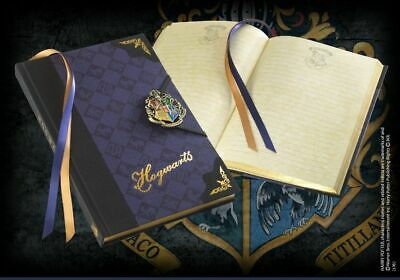 Agenda Diario con Stemma Hogwarts Harry Potter Noble Collection