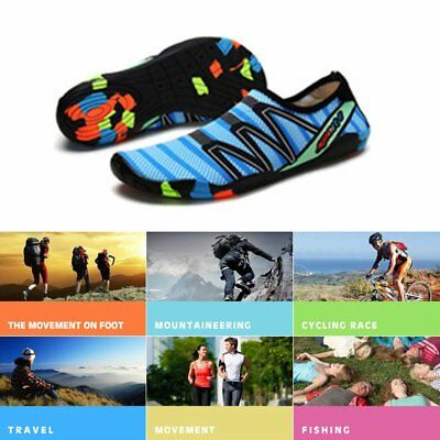 Outdoor Beach Diving Shoes Unisex Water Aqua Socks Quick-Dry Swimming Shoes 7C