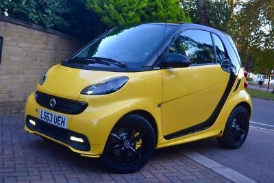 2013 Smart Fortwo 1.0 MHD Cityflame Softouch 2dr