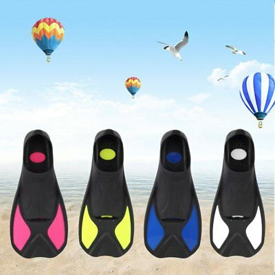 AF-680 Adult Long Fins Snorkeling Flippers Training Diving Outdoor Water CO