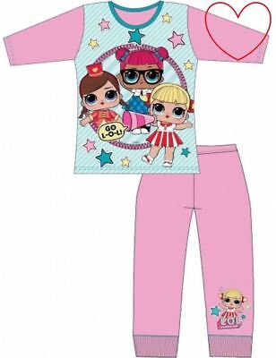 Kids Girls Pyjamas LOL Surprise Dolls Nightwear Sleepwear Pajamas Pjs Gift