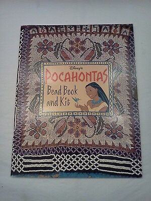 Disney's Pocahontas Bead Book 1995