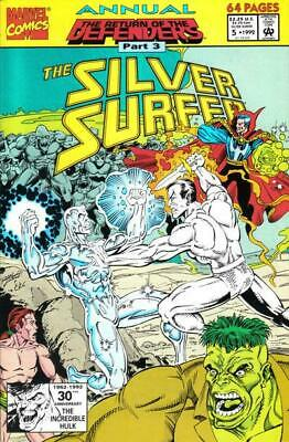 Silver Surfer Annual #5 (Vol 3)