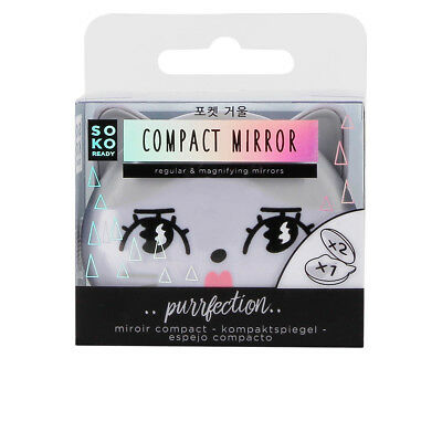 Maquillaje Oh K! mujer COMPACT MIRROR regular and magnifying mirrors