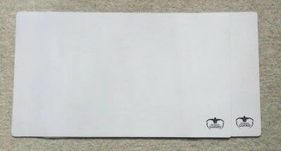 2 x Ultimate Guard Trading Card Playmat - White - 61 x 35cm