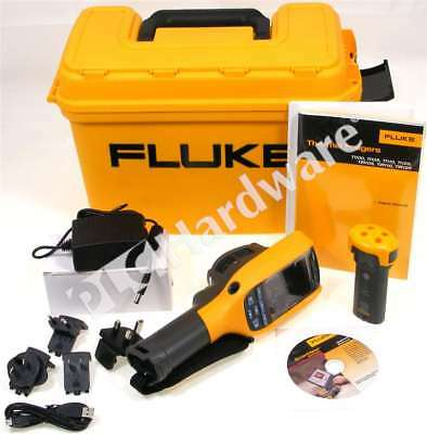 New Fluke Ti110 Infrared Camera for Industrial and Commercial Applications 30Hz