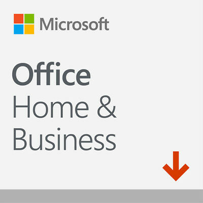 Microsoft Office Home and Business 2019 Digital Delivery - 1 Device - PC/Mac