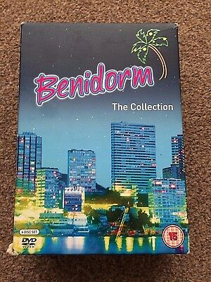 Benidorm The Collection Series One, Two, Three And The 2009 Special DVD Box Set