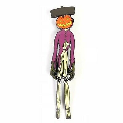 25 Years of Fright The Pumpkin King The Nightmare Before Christmas Disney Pin