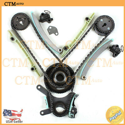 Timing Chain Kit For 99-04 4.7L V8 JTEC Dodge Dakota Durango Jeep Grand Cherokee